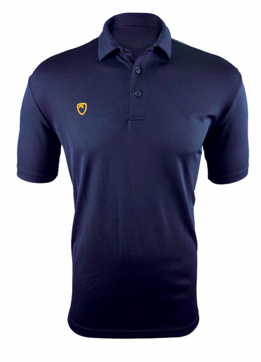 Men's Clubhouse Polo Navy Blue