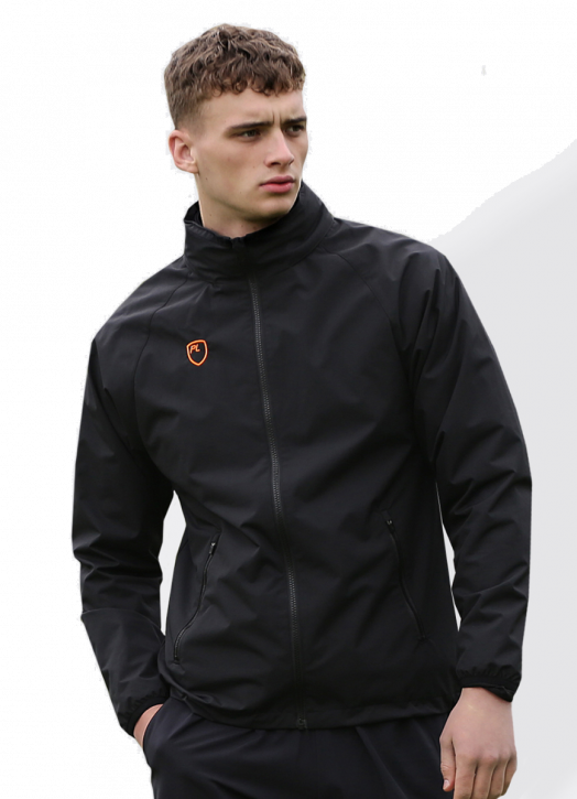 Men's WeatherLayer Jacket Black