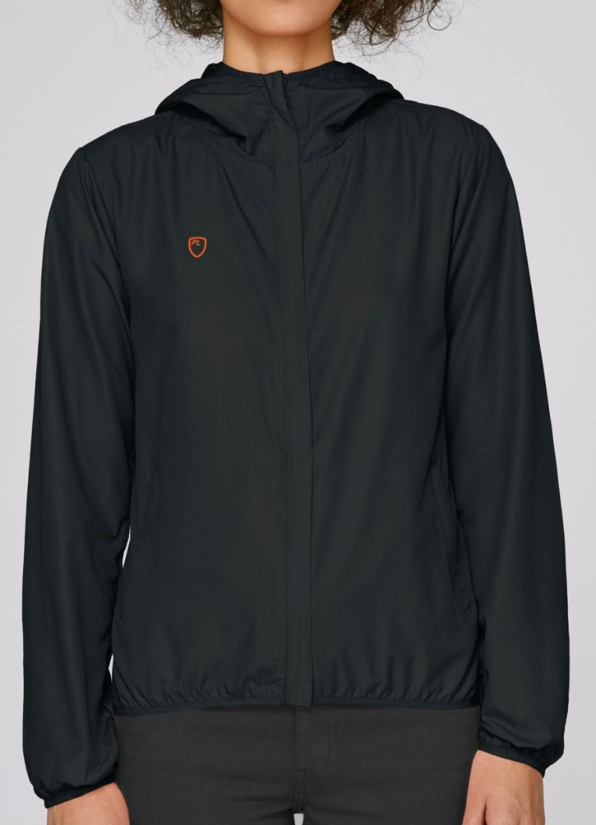 Women's EcoLayer Splash Jacket Black
